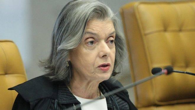 A ministra do STF, Cármen Lúcia. Foto: Carlos Moura   STF.
