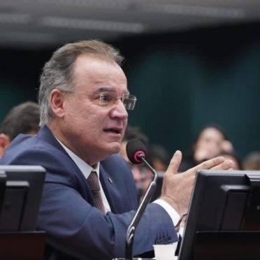 Samuel Moreira (PSDB-SP), relator da reforma da Previdência na comissão especial da Cãmara dos Deputados