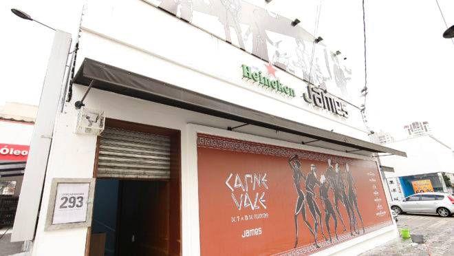 James Bar deixa o endereço onde fez história em Curitiba | Antônio More/Arquivo Gazeta do Povo