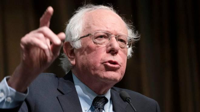 Bernie Sanders: entre o 1% mais rico (Foto: Don Emmert / AFP)