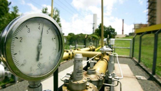 Gás natural. Foto: Arquivo/Gazeta do Povo