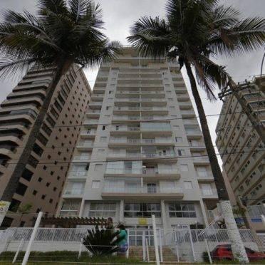 O edifício Solaris, no Guarujá. Foto: Albari Rosa/Gazeta do Povo