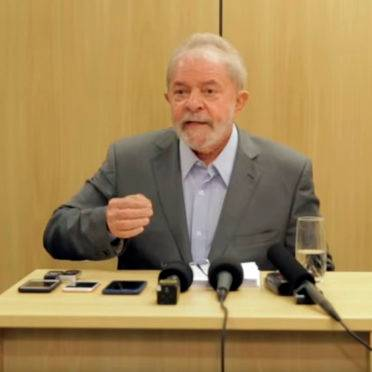 Entrevista com Lula na prisão
