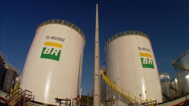 Refinaria de petróleo da Petrobras. Foto: Petrobras/Divulgação