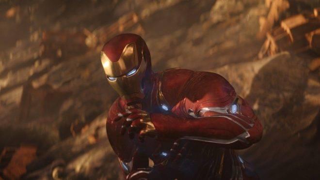 Robert Downey Jr como Homem-de-Ferro no filme 'Vingadores: Guerra Infinita' (Imagem: Divulgação)