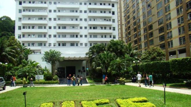 Reitoria da UFF (Universidade Federal Fluminense)   UFF
