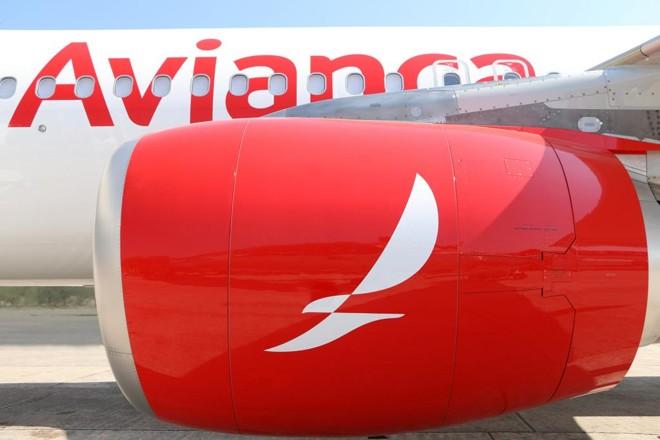 Aeronave da Avianca Brasil. Companhia está em recuperação judicial desde dezembro de 2018.   Divulgação/Avianca