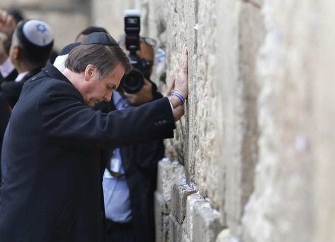 | MENAHEM KAHANA/AFP