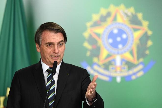 | Evaristo Sá/AFP