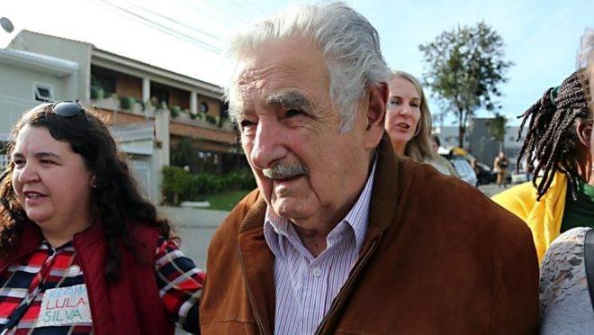 José Alberto Mujica, conhecido popularmente como Pepe Mujica, ex-presidente do Uruguai entre 2010 e 2015 (Foto: Arquivo Gazeta do Povo)
