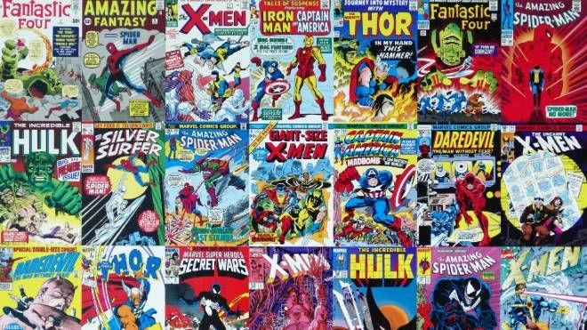 Marvel: mitologia moderna
