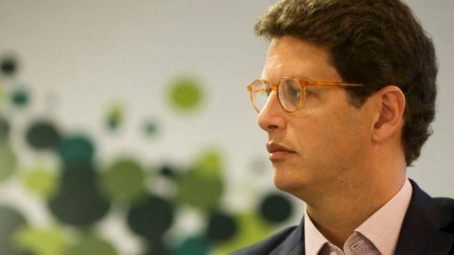 Ministro do Meio Ambiente, Ricardo Salles. Foto: Agência Brasil