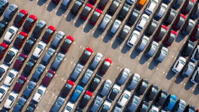 A exportação de carros vem sofrendo um duto golpe com a crise na Argentina. Foto: Bigstock/ Divulgação