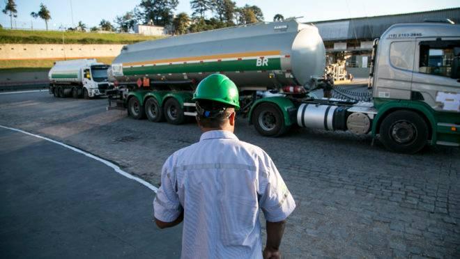 Cartão Caminhoneiro Petrobras