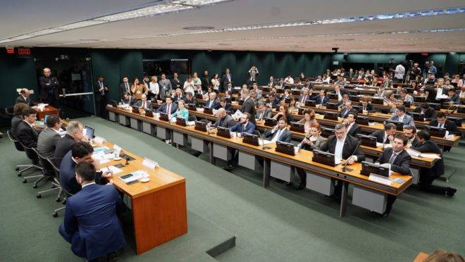 Comissão especial da reforma da Previdência. Foto: Agência Câmara