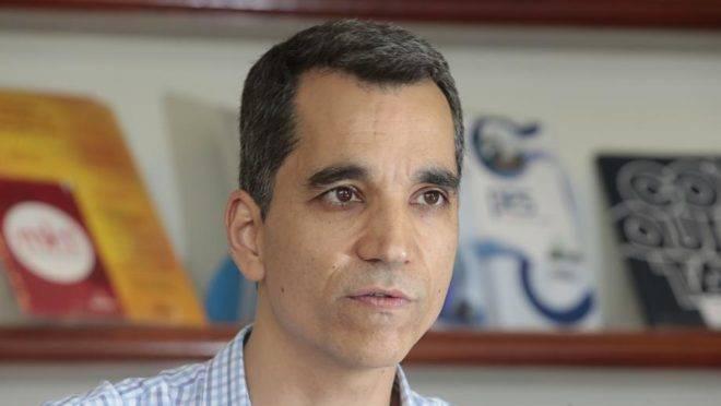 Lucas Guimarães, vice-presidente do Grupo Positivo