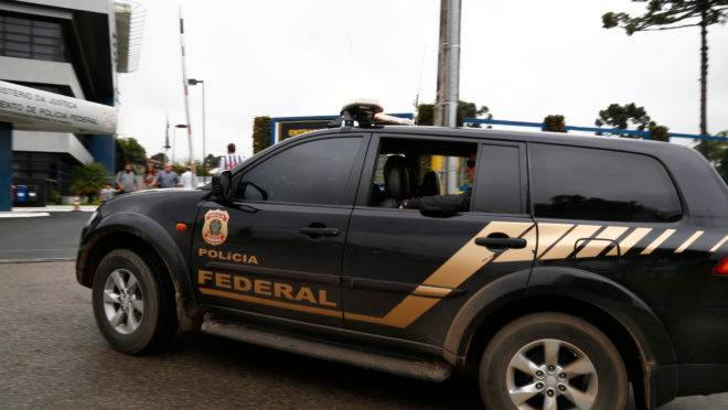 Polícia Federal Curitiba