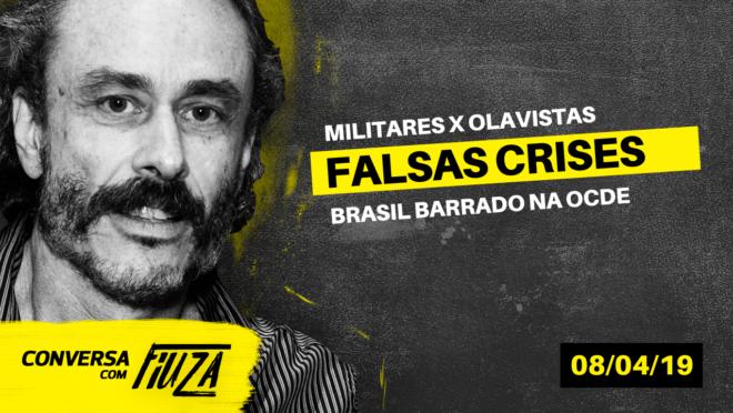 O Brasil nada na espuma em vez de mergulhar de cabeça nas reformas