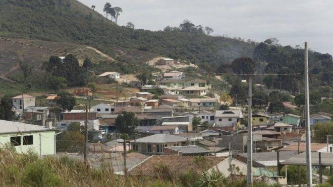 É a terceira vez que Rio Branco do Sul é atingida por um terremoto em dois anos. Foto: Lineu Filho / Tribuna do Paraná