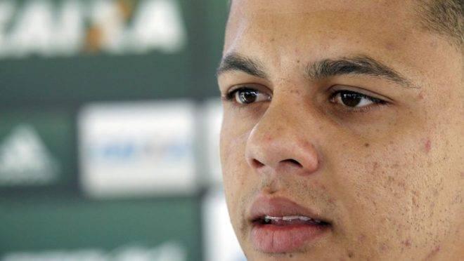 Zagueiro Walisson Maia está recuperado fisicamente no Coritiba