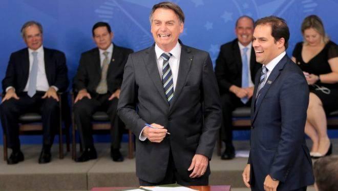 Texto-base da MP da Liberdade Econômica: Jair Bolsonaro