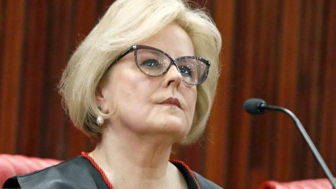 A ministra do Supremo Tribunal Federal (STF), Rosa Weber. Foto: Roberto Jayme/TSE