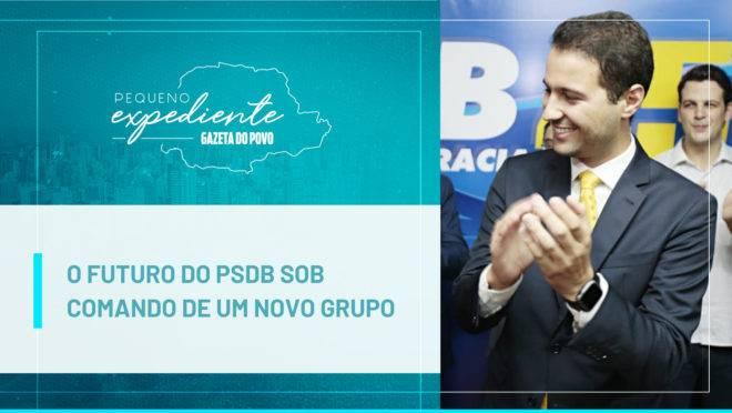 Podcast: o que esperar do PSDB do Paraná sob comando de um jovem de 28 anos