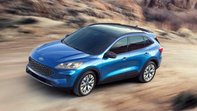Ford aposta em novos SUVs para voltar a crescer no Brasil