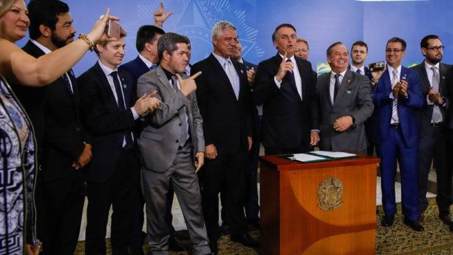 Decreto das Armas de Bolsonaro