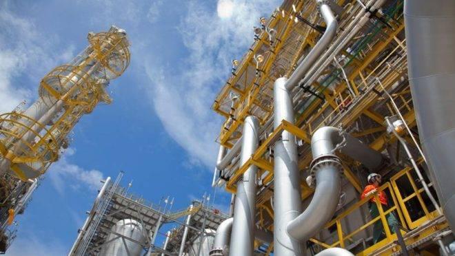 Refinaria Abreu e Lima da Petrobras