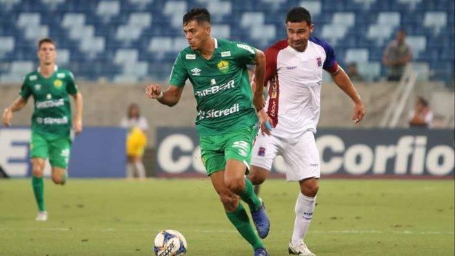 Tricolor saiu na frente com gol relâmpago de Ramon, mas sofreu o empate do Cuiabá no fim do jogo