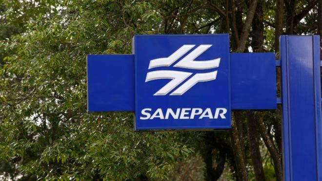 Fachada da Sanepar