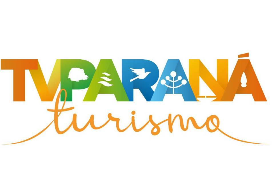 Logo da nova TV Paraná Turismo