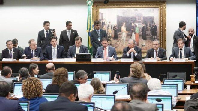 Reunião da Comissão Especial da Reforma da Previdência