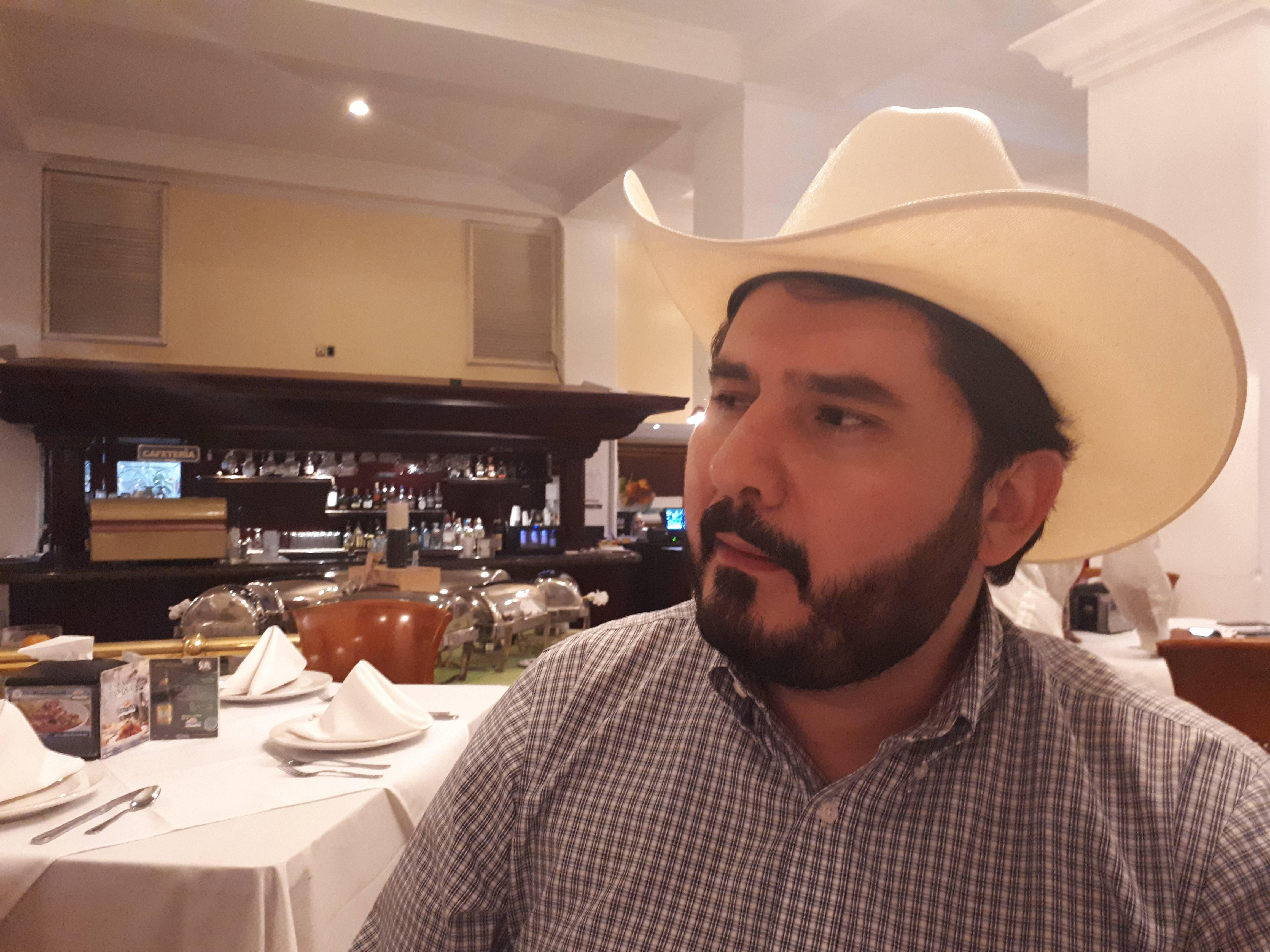 Engenheiro-agrônomo José Ángel Contreras Carrera: pequenos produtores precisam de infraestrutura e capacitação e não de preços mínimos.