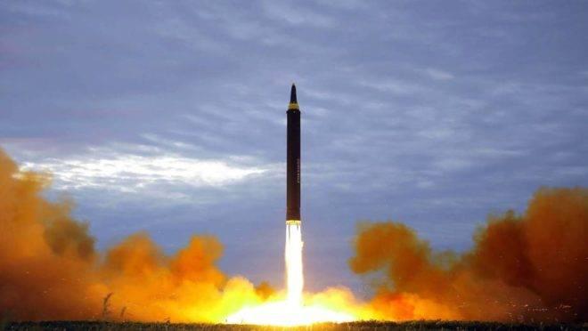 Coreia do Norte testa arma nuclear