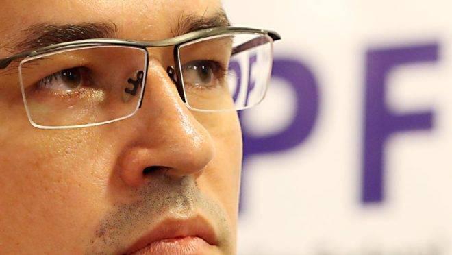 O procurador Deltan Dallagnol, chefe da força-tarefa da Lava Jato em Curitiba. Foto: Albari Rosa/Gazeta do Povo