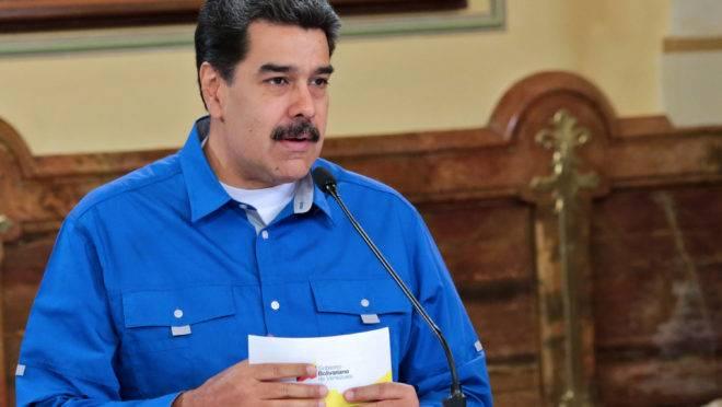 Ditador da Venezuela, Nicolas Maduro