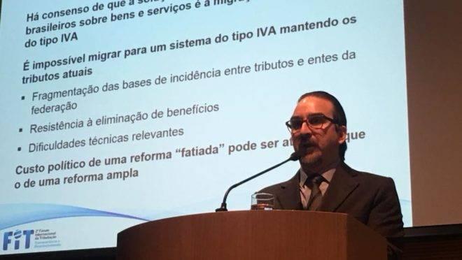 Bernard Appy, pai da reforma tributária que tramita no Congresso. Foto: Reprodução/Facebook