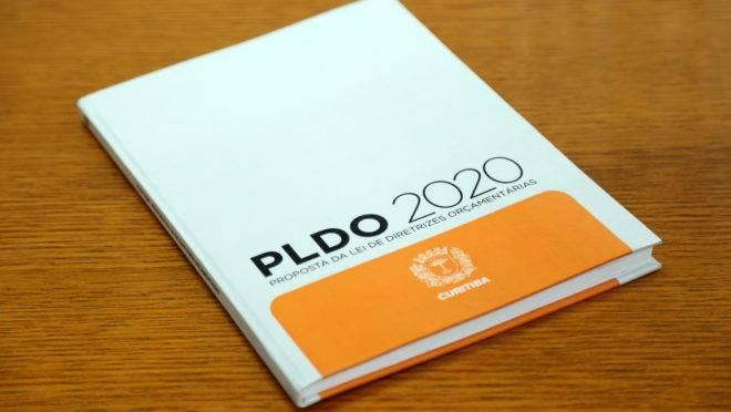 LDO 2020 de Curitiba.