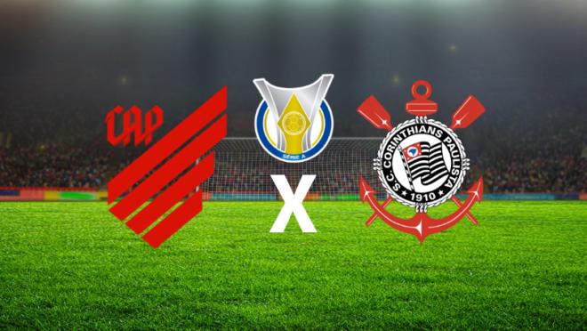 Tudo sobre Athletico x Corinthians: escalações, notícias, ingressos e como assistir