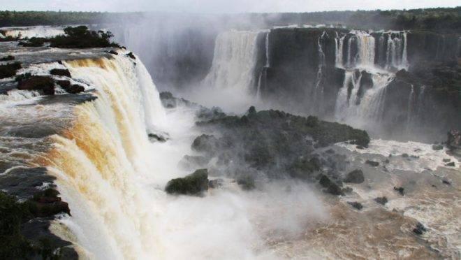 Cataratas do Iguaçu receberam mais de 2 milhões de visitantes em 2019