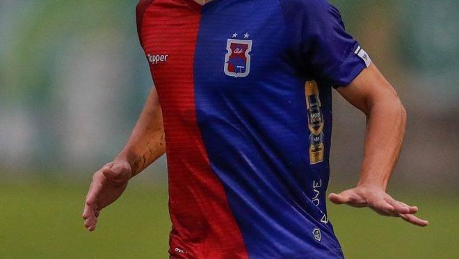 Camisa da Topper do Paraná Clube está com os dias contados.