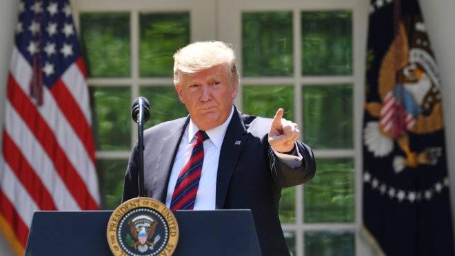 O presidente dos EUA, Donald Trump, deu início ao plano de paz entre israelenses e palestinos