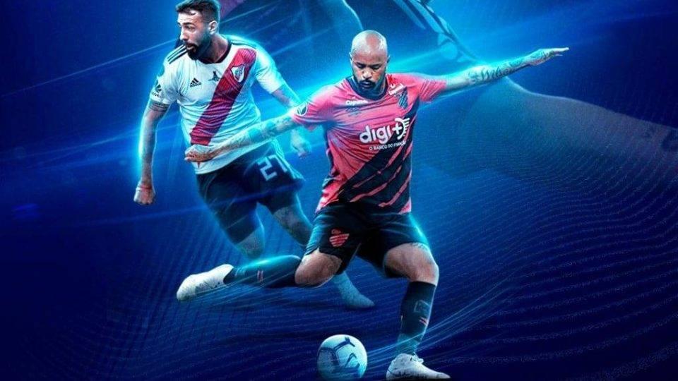 Conmebol promove Recopa com zagueiro do Athletico suspenso por doping