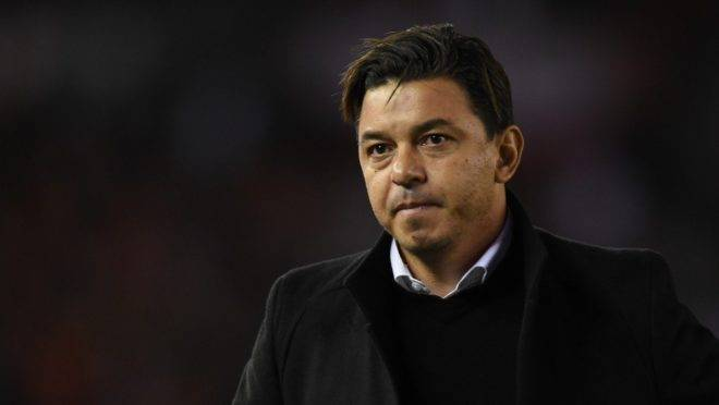 Marcelo Gallardo, técnico do River Plate.