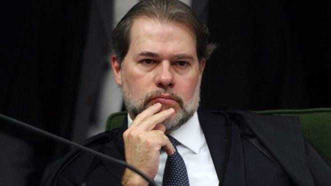 O presidente do STF, Dias Toffoli , disse que a sociedade deve evitar judicialização