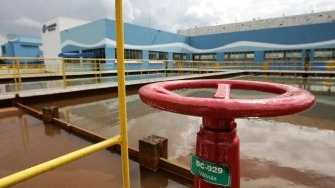 Sanepar tenta reverter decisão que impediu reajuste da tarifa de água e esgoto.
