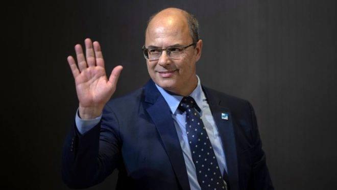 Wilson Witzel, governador do Rio de Janeiro e ex-juiz. Foto: Mauro Pimentel/AFP