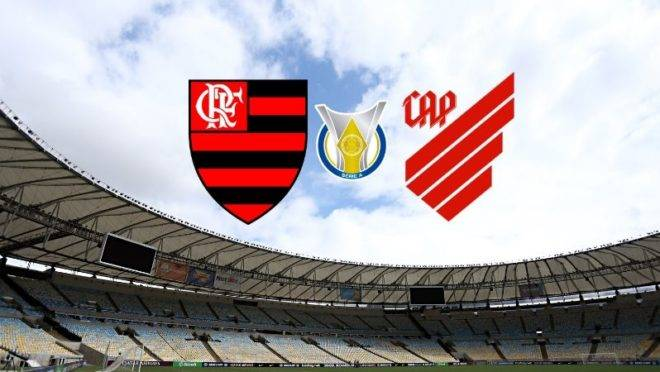 Flamengo x Athletico ao vivo